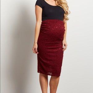 PINKBLUSH Maternity SM Skirt